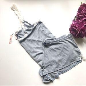 NWT Victoria's Secret 2 piece pajamas set